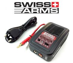 SWISS ARMS CARICA BATTERIE LIPO-LIFE PROFESSIONALE NEW