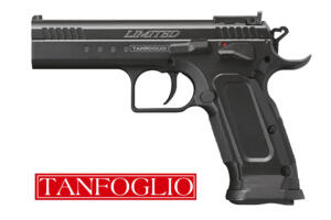 TANFOGLIO LIMITED CUSTOM C02 FULL METAL
