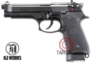 KJ-WORKS M9 C02 SCARRELLANTE FULL METAL