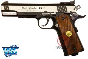 C1911 CO2 COMBAT SPORT SCARRELLANTE FULL METAL W