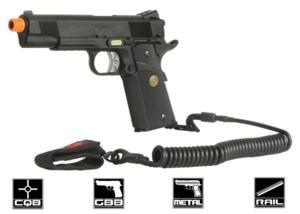 1911 MEU SOC BLACK EDITION FULL METAL
