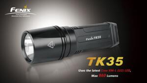 FENIX TK35 U2 NEW