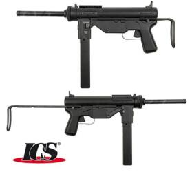 M3 SUBMACHINE GUN ICS