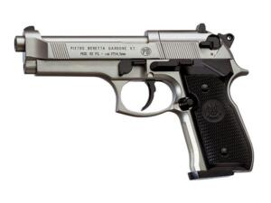 BERETTA 92 FS NICKEL