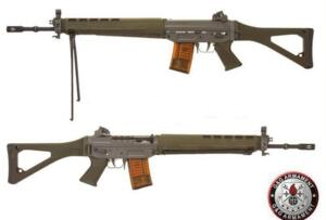 SG 550 SWISS ARMS