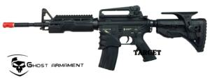 M4 TACTICAL CUSTOM FULL METAL GHOST ARMAMENT