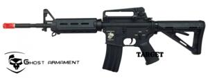 M4 MOE CUSTOM FULL METAL GHOST ARMAMENT