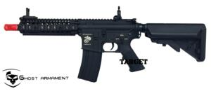 MK18 MOD1 CUSTOM FULL METAL GHOST ARMAMENT