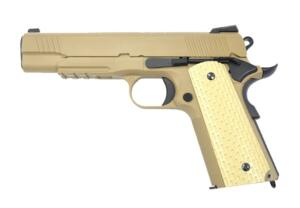 1911 KIMBER STYLE TAN FULL METAL