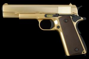 1911 GOLD FULL METAL