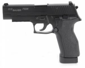 SIG P226 E2 CO2 FULL METAL