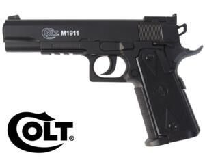 COLT 1911 FIXED BARREL CO2 LOGHI ORIGINALI