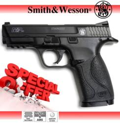 SIMTH & WESSON M&P40 METAL SLIDE CO2