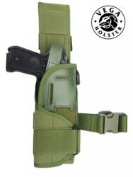 VEGA HOLSTER FONDINA TACTICAL CON KIT COSCIALE VERDE