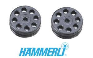 SET 2 CARICATORI PER HAMMERLI 850 AIR MAGNUM