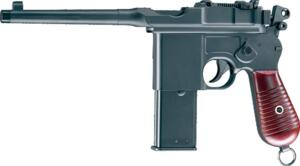 UMAREX MAUSER C96 BLOWBACK FULL METAL