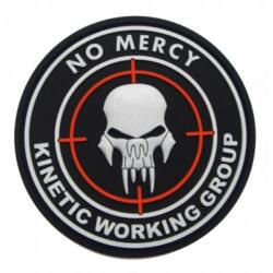 PATCH - NO MERCY - KINETIC WORKING GROUP