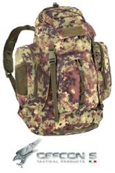DEFCON 5 ZAINO MILITARE TACTICAL ASSAULT BACK PACK HYDRO VEGETATO ITALIA