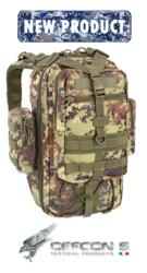 DEFCON 5 ZAINO MILITARE TACTICAL ONE DAY BACK PACK - NEW MODEL !!!