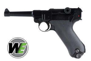 LUGER P08 SCARRELLANTE FULL METAL SHORT