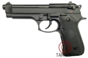 WE M9 FULL METAL BLACK CO2 NEW MODEL
