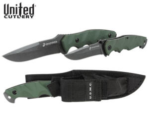 UNITED CUTLERY USMC TACTICAL FIGHTING SET