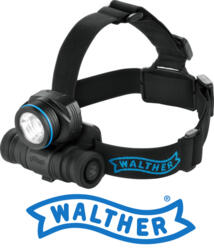 WALTHER TORCIA FRONTALE PRO HL17 405 lumen