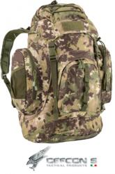 DEFCON 5 ZAINO MILITARE TACTICAL ASSAULT BACK PACK HYDRO MULTILAND