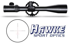 HAWKE SPORT AIRMAX 30 SF 6-24×50 AMX IR AO ILLUMINATED RETICLE
