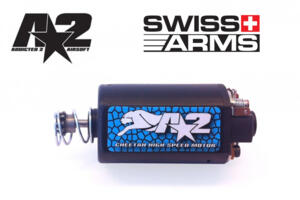 MOTORE SWISS ARMS HIGH SPEED SHORT AXLE CHEETAH
