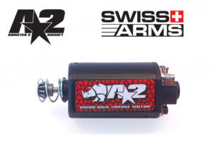 MOTORE SWISS ARMS HIGH TORQUE SHORT AXLE RHINO