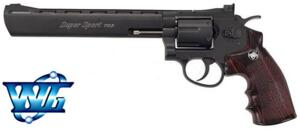 REVOLVER CO2 8 FULL METAL