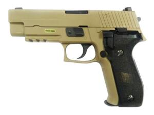 P226 TACTICAL COYOTE NAVY SEAL