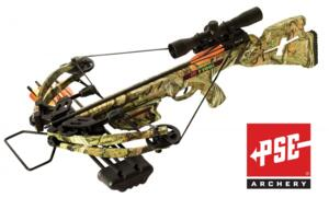 PSE BALESTRA FANG 345 fps CAMO FULL KIT