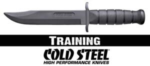 COLD STEEL LEATHERNK TRANING KNIFE