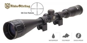 NIKKO STIRLING MOUNTMASTER 4-16x50 AO MILDOT
