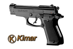 KIMAR 85 AUTO BLACK 8 mm