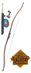 BIG TRADITION ARCO ROBIN HOOD 35 lbs WOOD