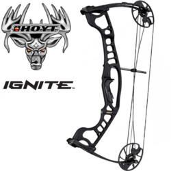 HOYT ARCO COMPOUND IGNITE BLACKOUT  15-70 lbs