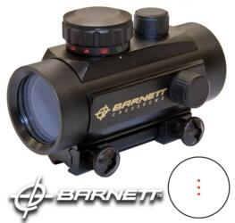 BARNETT PREMIUM RED DOT SIGHT 1x40 TRI-POINT