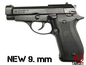 BRUNI 84 CAL. 9mm New 2016