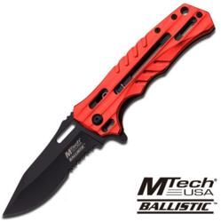 M-TECH BALLISTIC LIGHT ALOX RED MT-A852RD
