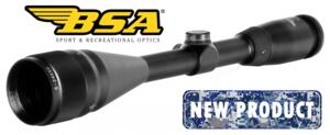 BSA QUARRY KING OTTICA 6-24x50 AO MIL-DOT