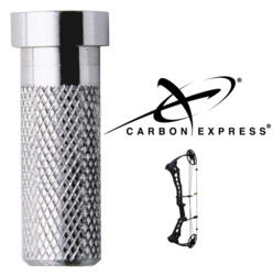 CARBON EXPRESS INSERTO IN METALLO PER FRECCE ARCO