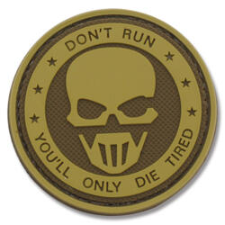 PATCH - DON'T RUN - GOMMATA