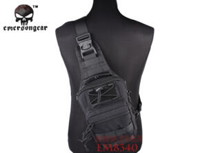 EMERSON TACTICAL RAMBLER CHESTBAG NERO