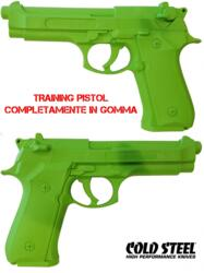 COLD STEEL TRAINING RUBBER PISTOL M92