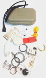 EUMAR KIT SURVIVAL WATERPROOF