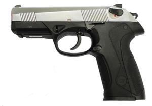 WE PX4 BULLDOG FULL METAL SCARRELLANTE SILVER