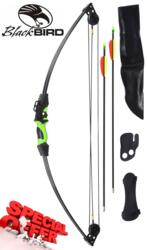 BLACKBIRD SET ARCO COMPOUND FIBRA PRO 24